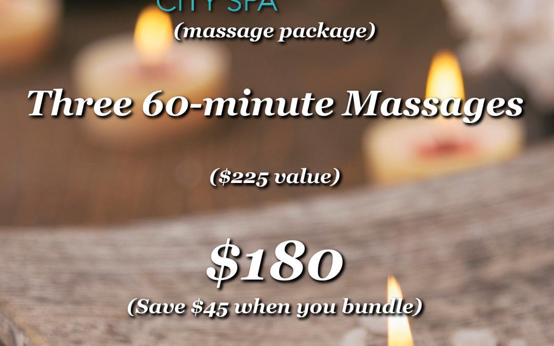 Massage Bundle